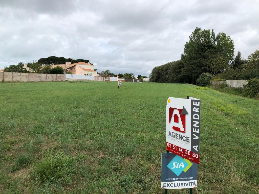 Terrains du constructeur L'AGENCE DE LA COUR ROUGE • 740 m² • SAINT HILAIRE DE RIEZ