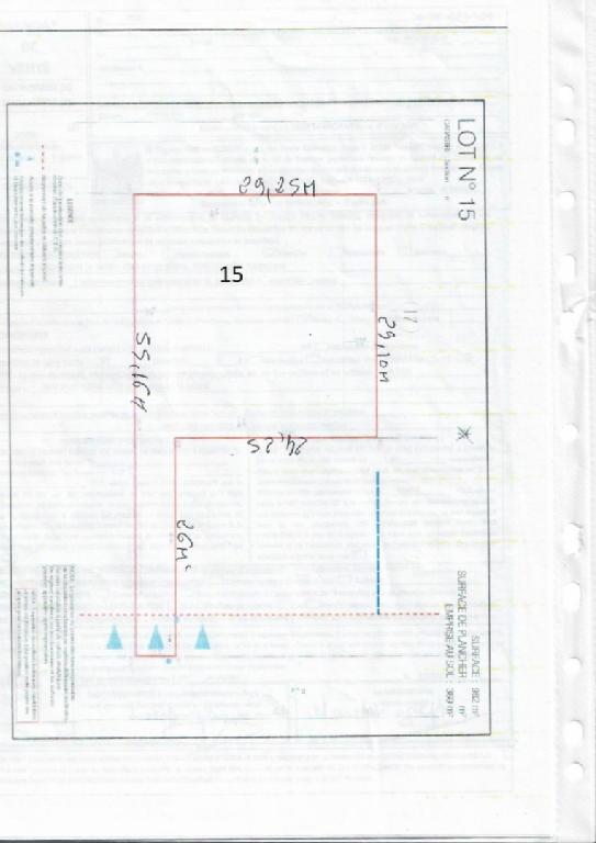 Terrains du constructeur IMMO RESEAU • 982 m² • SAINT HIPPOLYTE
