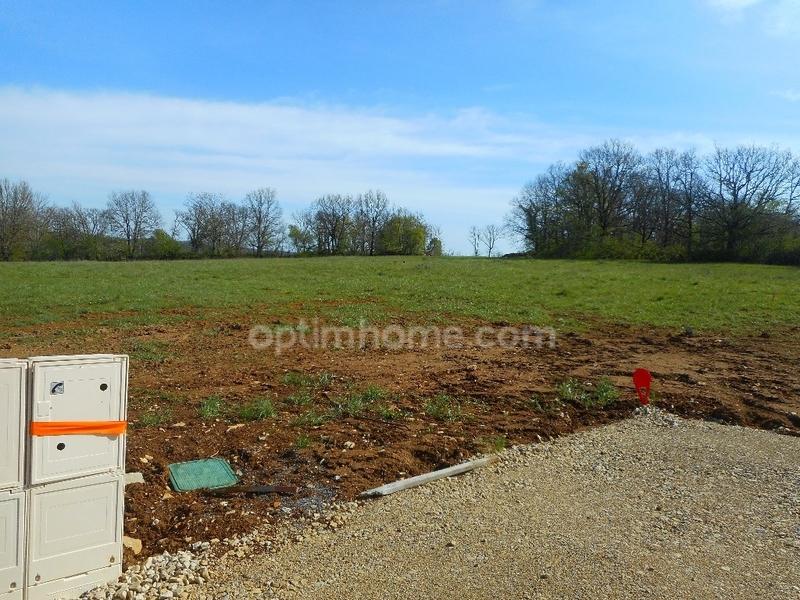 Terrains du constructeur OPTIMHOME • 1013 m² • VAILHOURLES