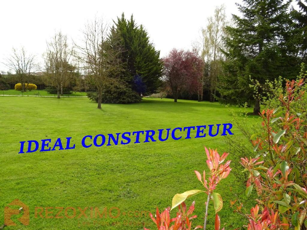 Terrains du constructeur REZOXIMO • 2695 m² • BRETTEVILLE SUR DIVES