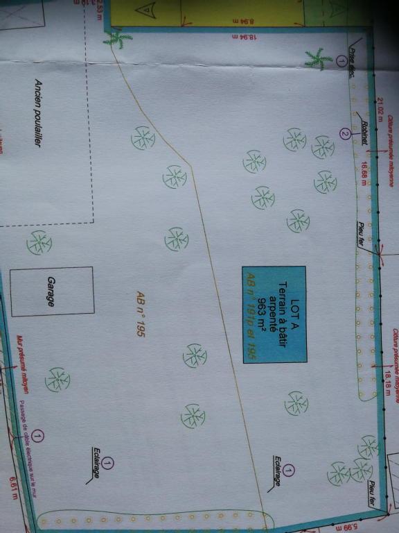 Terrains du constructeur EXPERTIMO • 963 m² • LE CHATELET EN BRIE