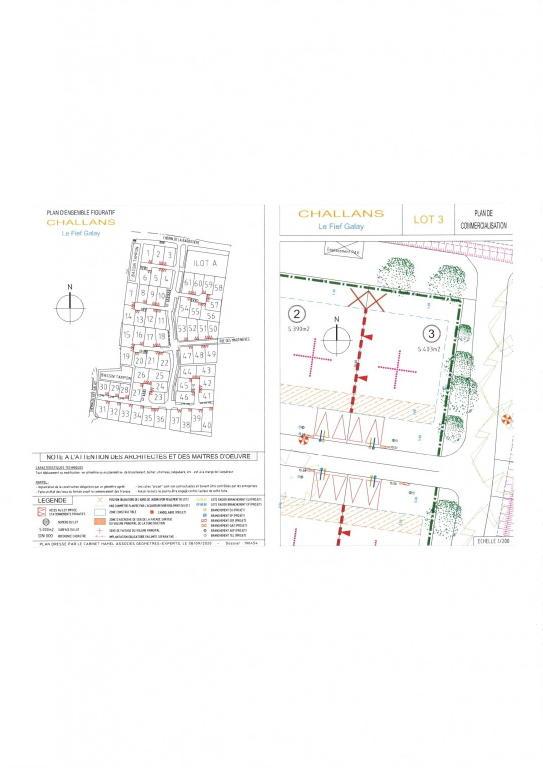 Terrains du constructeur AGENCE ROCHER IMMOBILIER • 403 m² • CHALLANS