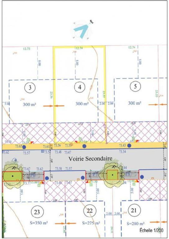 Terrains du constructeur ID FONCIER • 300 m² • BALLANCOURT SUR ESSONNE