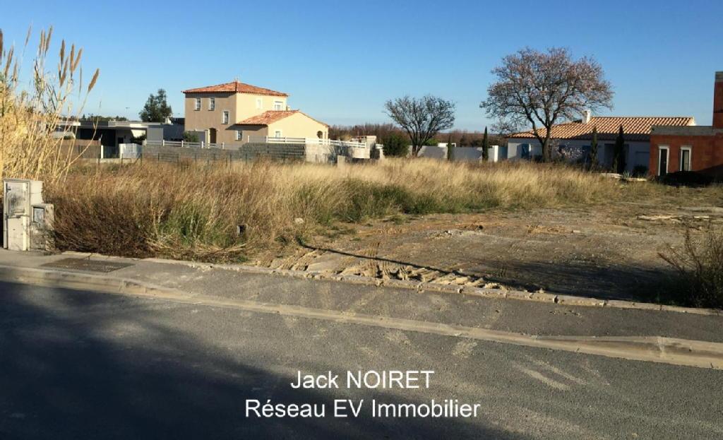 Terrains du constructeur Vernin Eric Réseau EV Immobilier • 403 m² • LA PALME