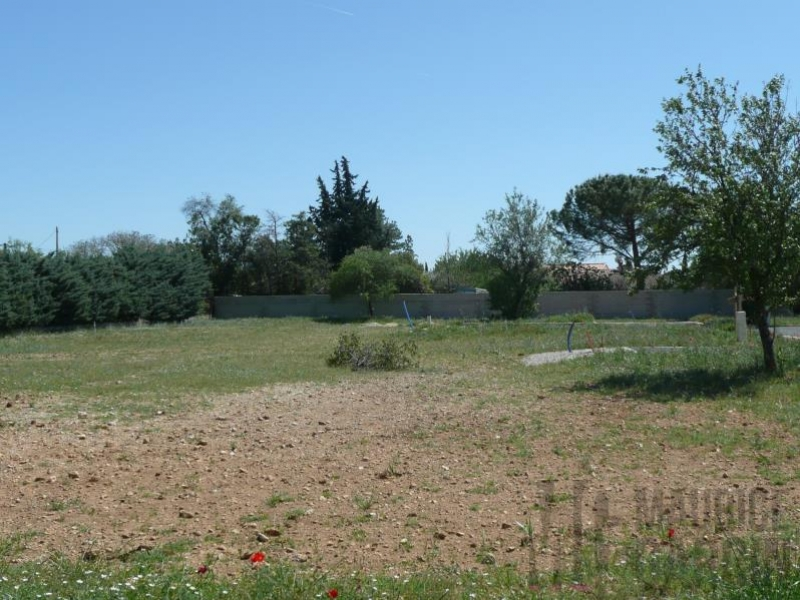 Terrains du constructeur MAURICE GARCIN IMMOBILIER • 541 m² • CARPENTRAS