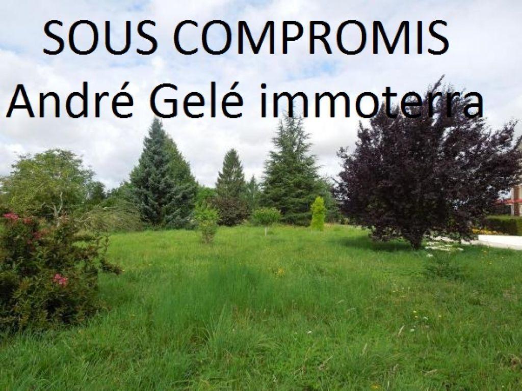 Terrains du constructeur IMMOTERRA • 1575 m² • LORREZ LE BOCAGE PREAUX