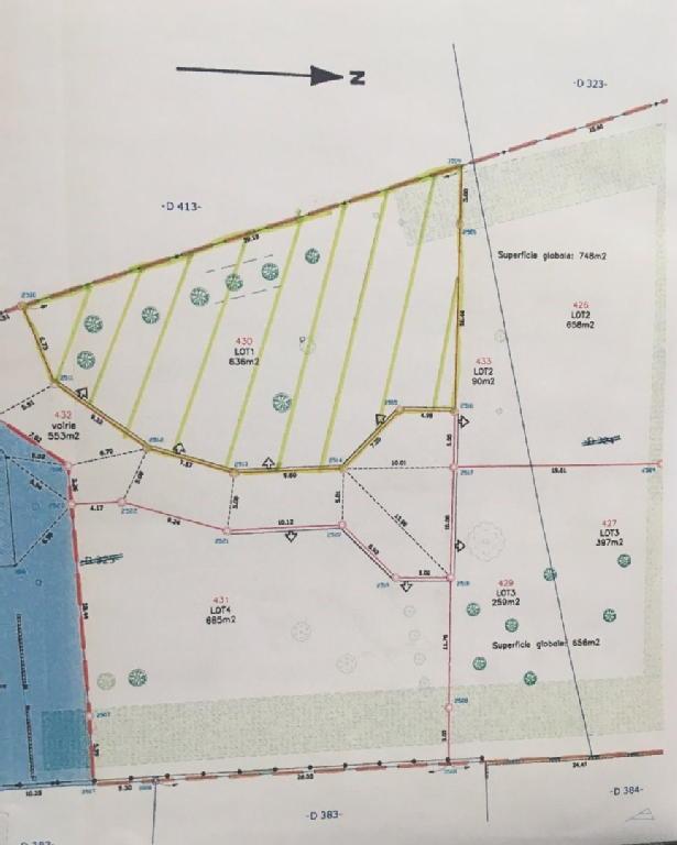 Terrains du constructeur CIMM IMMOBILIER CHENOVE DIJON GENLIS • 0 m² • GENLIS