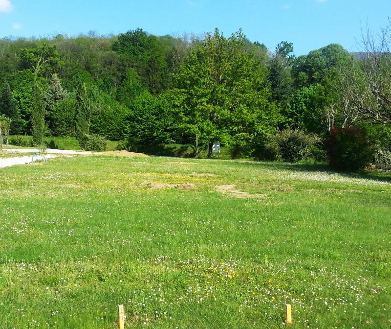 Terrains du constructeur I-P@RTICULIERS • 604 m² • SAINT ROMANS