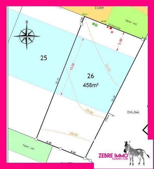 Terrains du constructeur ZEBRE IMMO • 458 m² • VANNES