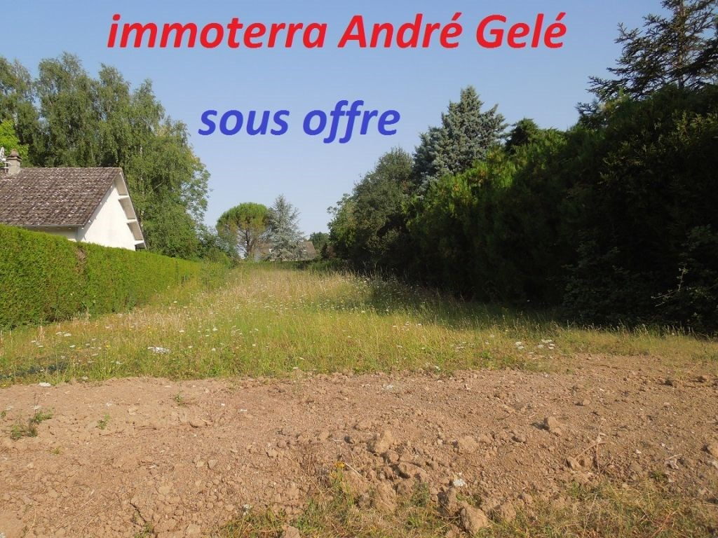 Terrains du constructeur IMMOTERRA • 1188 m² • VOULX