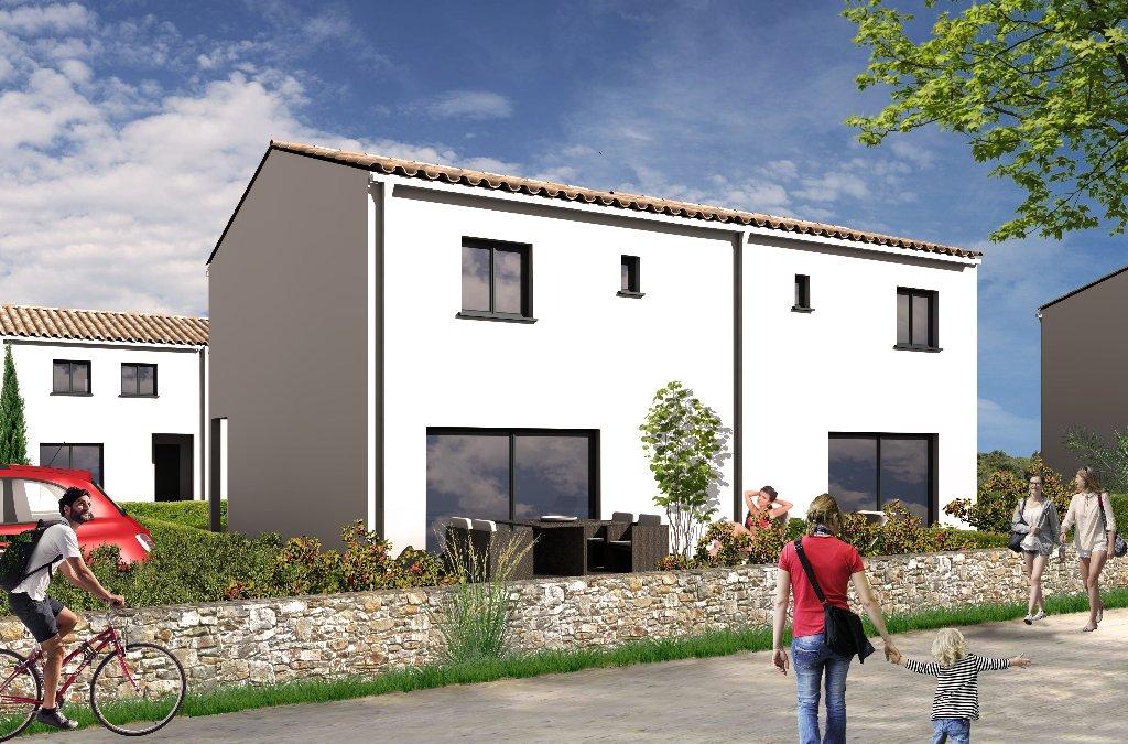 Terrains du constructeur LE BOULEVARD DE L'IMMOBILIER • 283 m² • VIAS