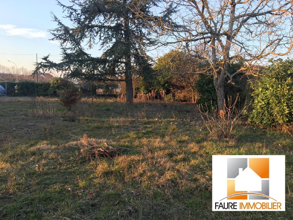 Terrains du constructeur FAURE IMMOBILIER • 650 m² • CREMIEU