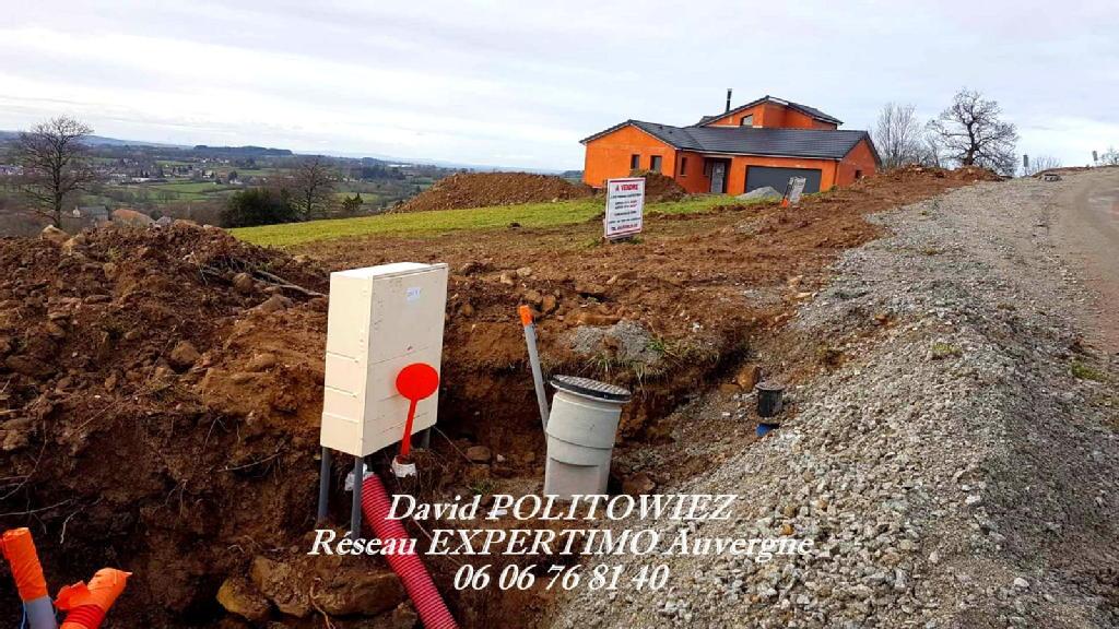 Terrains du constructeur RESEAU EXPERTIMO • 3065 m² • PIONSAT