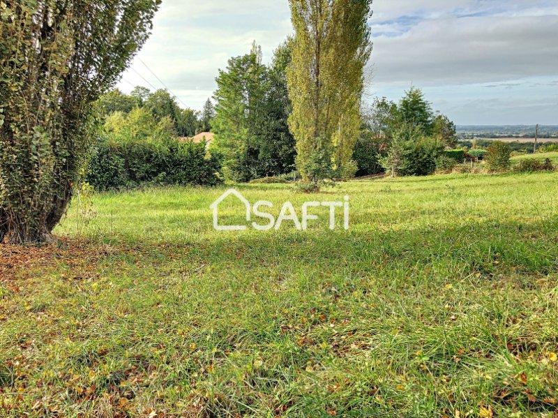 Terrains du constructeur SAFTI • 1747 m² • SAINT SEVER