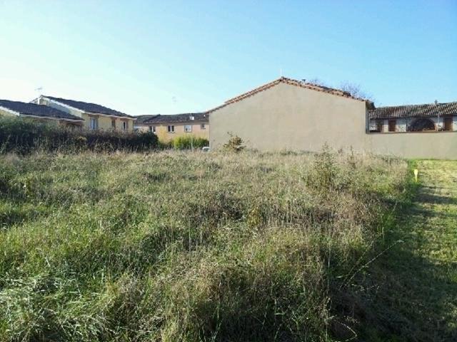 Terrains du constructeur L IMMOBILIER TOULOUSAIN • 503 m² • SAINT LYS