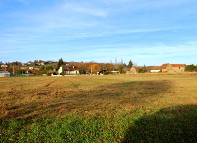 Terrains du constructeur AD HOC CONSEIL • 1212 m² • SAUVAGNON