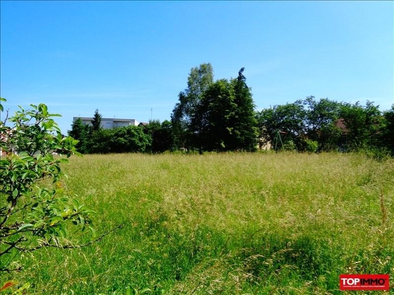 Terrains du constructeur TOPIMMO RAMBERVILLERS • 1815 m² • RAMBERVILLERS