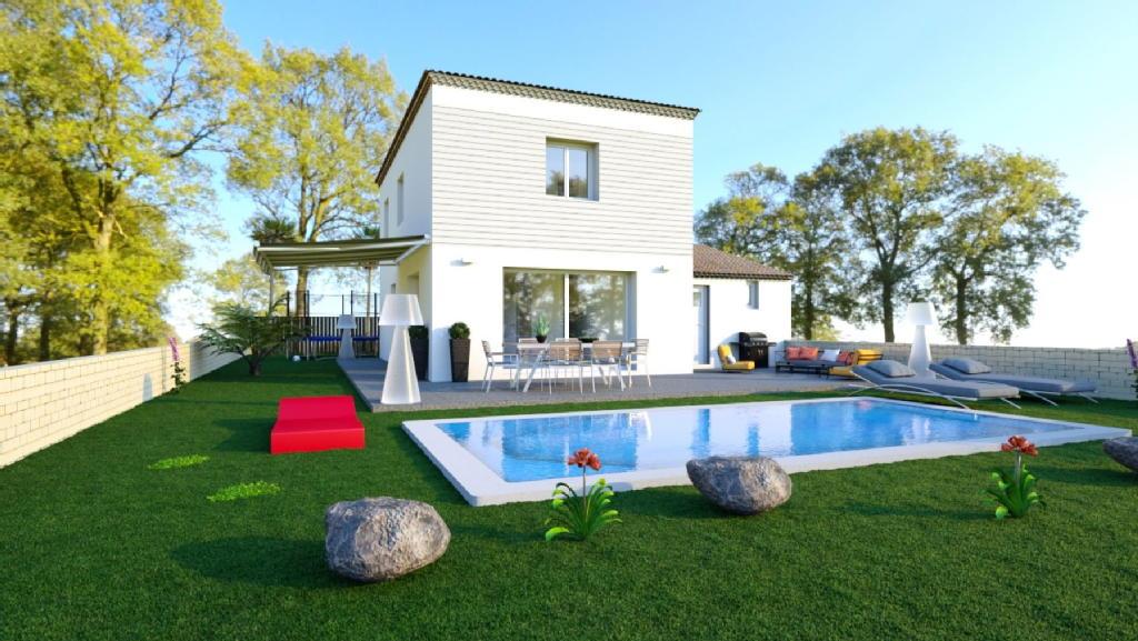 Terrains du constructeur Agence Corine Olivier • 398 m² • LAMBESC
