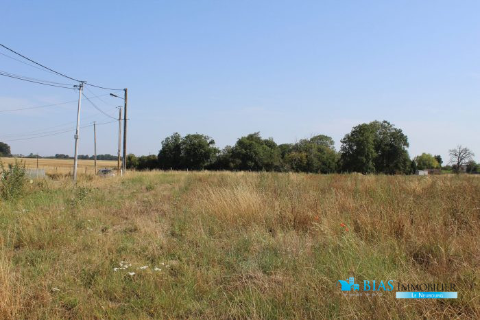 Terrains du constructeur Cabinet Bias Le Neubourg • 932 m² • SAINTE COLOMBE LA COMMANDERIE