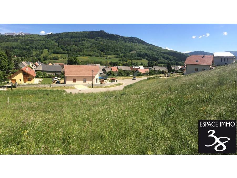 Terrains du constructeur ESPACE IMMO 38 • 1200 m² • NOTRE DAME DE VAUX