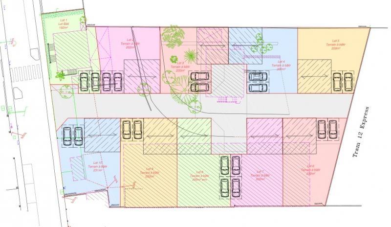 Terrains du constructeur ID FONCIER • 200 m² • VIRY CHATILLON