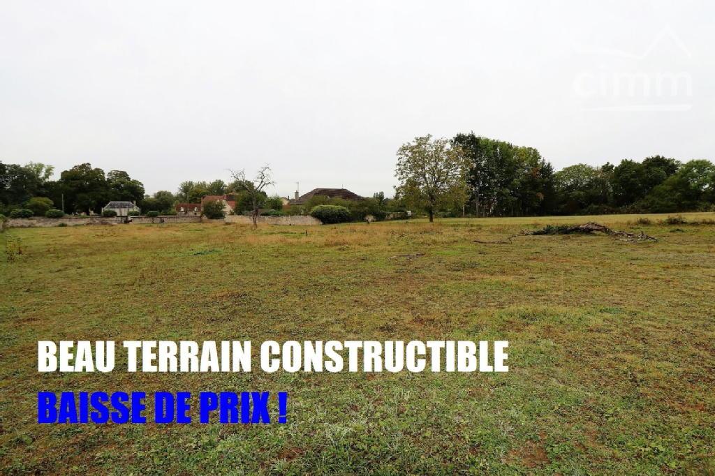 Terrains du constructeur CIMM IMMOBILIER CHENOVE DIJON GENLIS • 0 m² • RENEVE