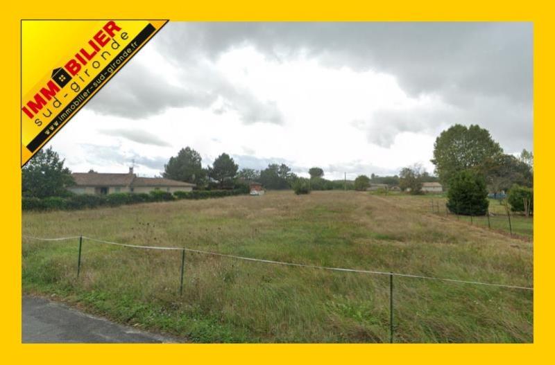 Terrains du constructeur IMMOBILIER SUD GIRONDE • 4395 m² • LANGON