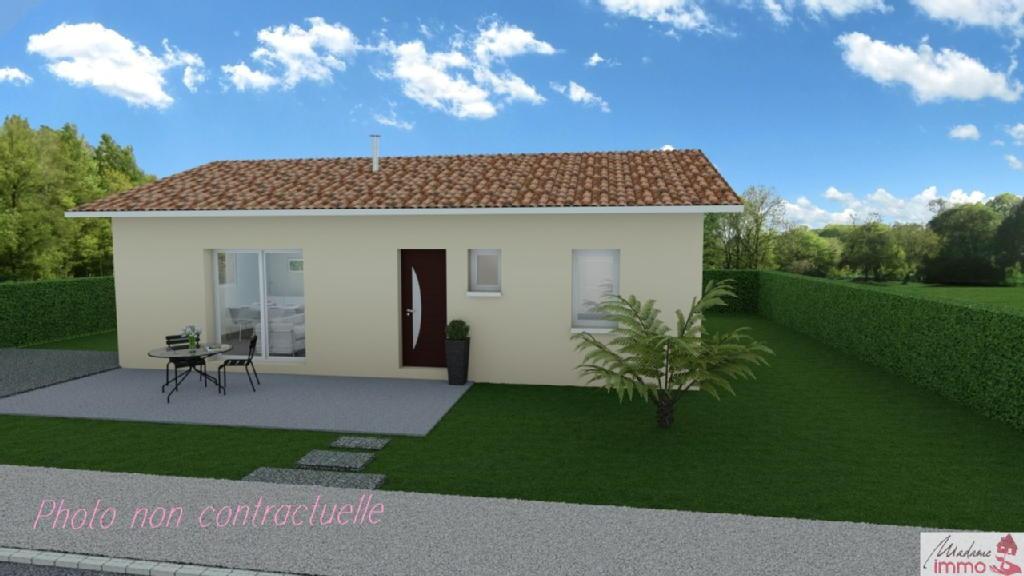 Terrains du constructeur MADAME IMMO AG. PAYS DE MARSAN • 1180 m² • MONT DE MARSAN