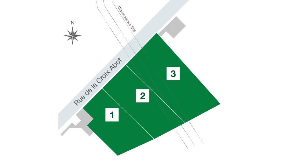 Terrains du constructeur TERRITOIRES SOIXANTE DEUX • 1244 m² • SAINT MARTIN BOULOGNE
