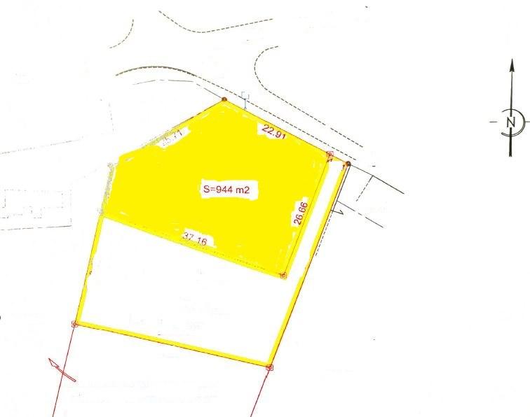 Terrains du constructeur AJP IMMOBILIER SAINTES • 944 m² • BERNEUIL