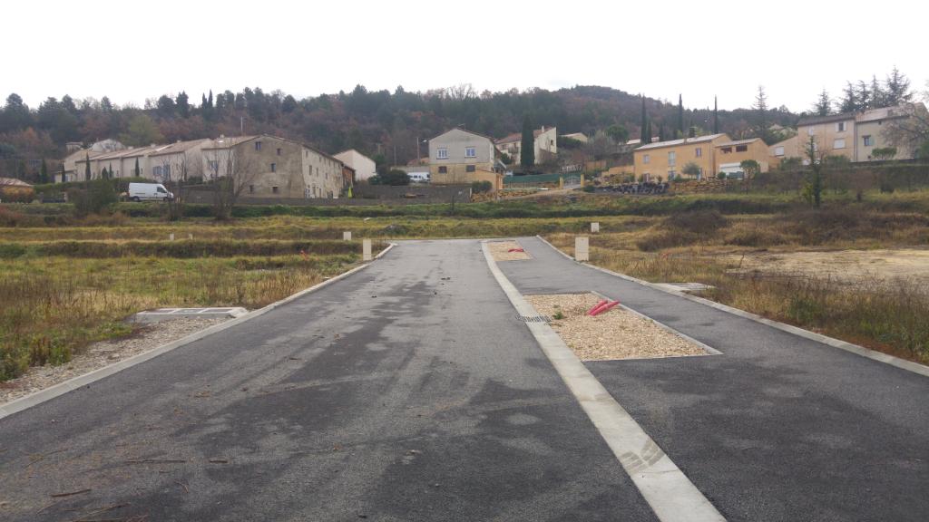 Terrains du constructeur GUY HOQUET L IMMOBILIER GARANTI • 510 m² • MALAUCENE