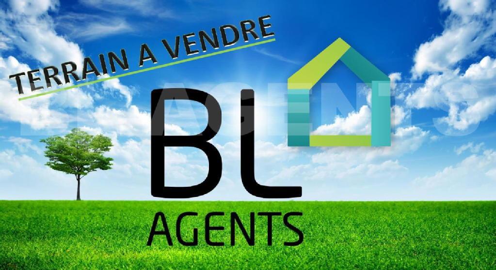 Terrains du constructeur BL AGENTS • 540 m² • TOUQUIN