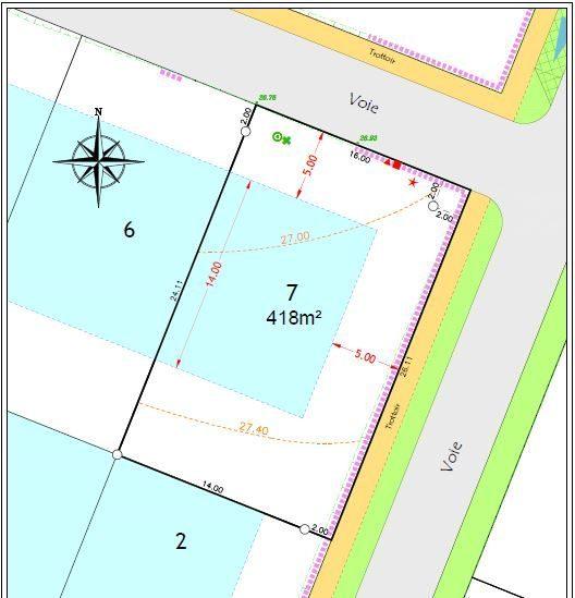 Terrains du constructeur ZEBRE IMMO • 418 m² • VANNES