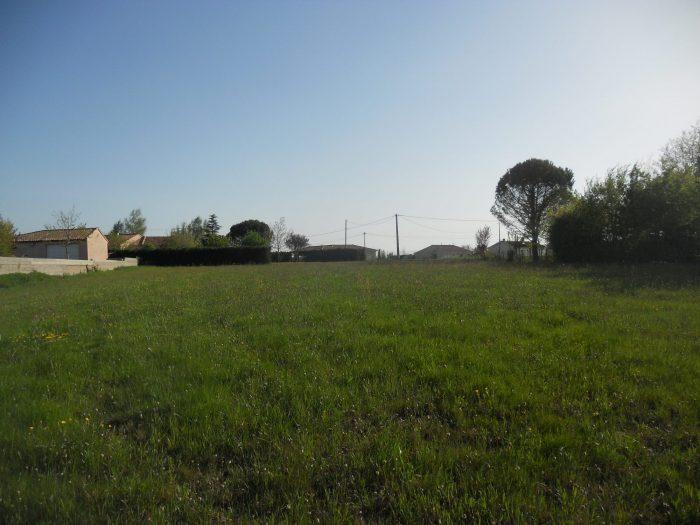 Terrains du constructeur D ARC IMMO 81 • 1300 m² • SAINT JUERY