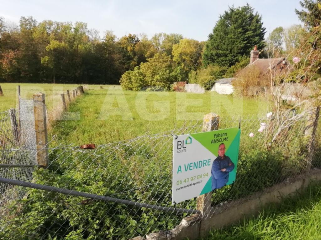 Terrains du constructeur BL AGENTS • 838 m² • ABBECOURT