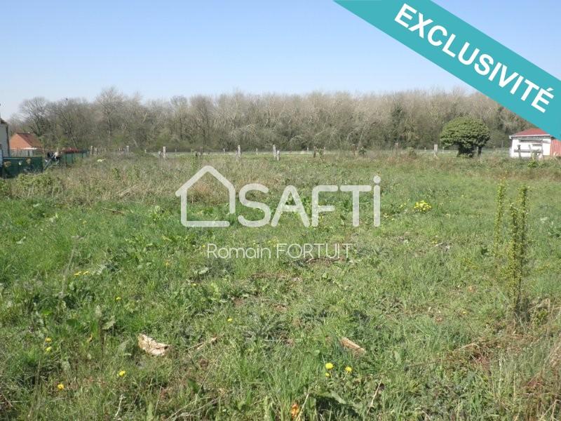 Terrains du constructeur SAFTI • 1294 m² • DOUCHY LES MINES