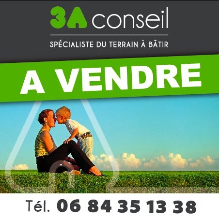 Terrains du constructeur 3 A CONSEIL • 572 m² • PAMFOU