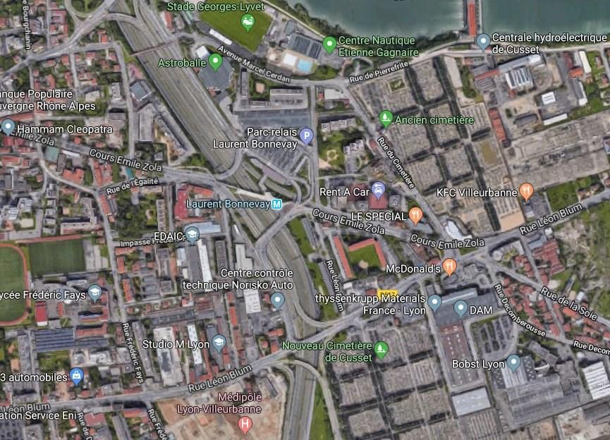 Terrains du constructeur - • 0 m² • VILLEURBANNE