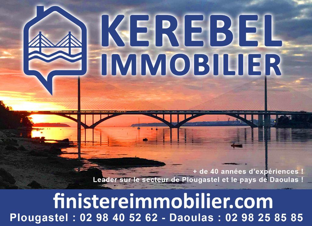 Terrains du constructeur IMMOBILIER KEREBEL • 1031 m² • LE TREHOU