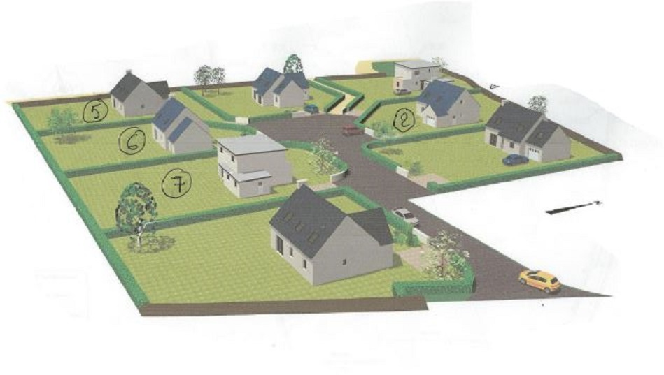 Terrains du constructeur RESEAU EV IMMOBILIER • 0 m² • LANDEDA