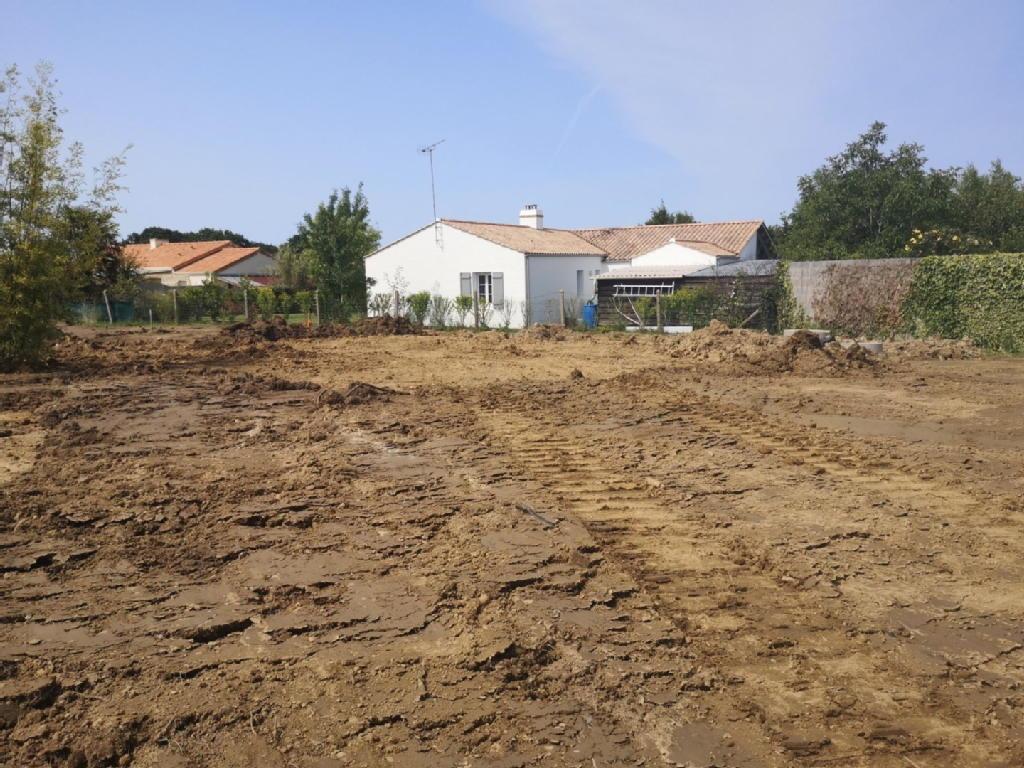 Terrains du constructeur AGENCE ROCHER IMMOBILIER • 564 m² • SAINT CHRISTOPHE DU LIGNERON