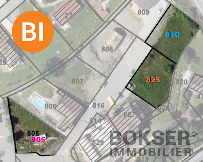 Terrains du constructeur RESEAU EXPERTIMO • 591 m² • MONESTIER DE CLERMONT