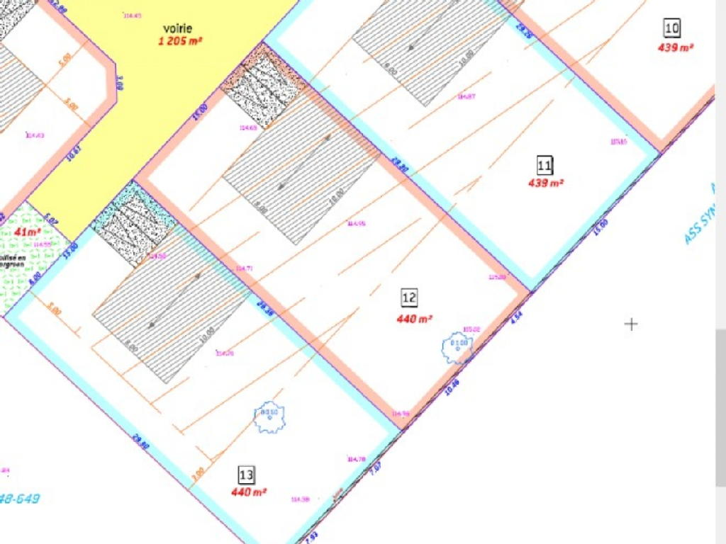 Terrains du constructeur 3G IMMO-CONSULTANT • 439 m² • FLEURINES