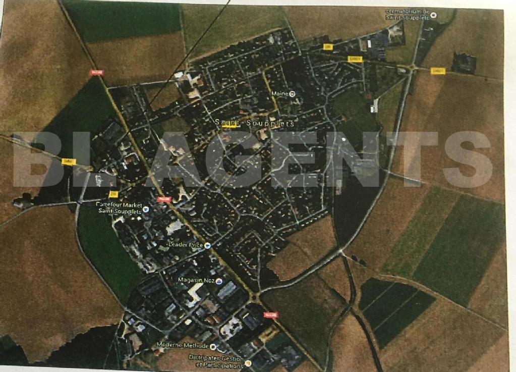 Terrains du constructeur BL AGENTS • 2731 m² • SAINT SOUPPLETS