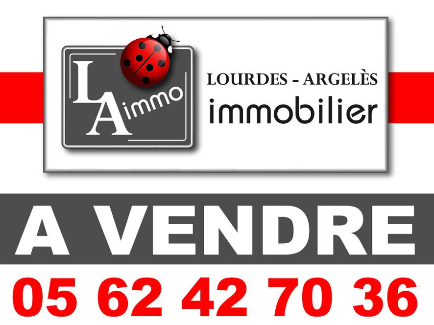 Terrains du constructeur  LOURDES-ARGELES IMMOBILIER • 272 m² • LOURDES