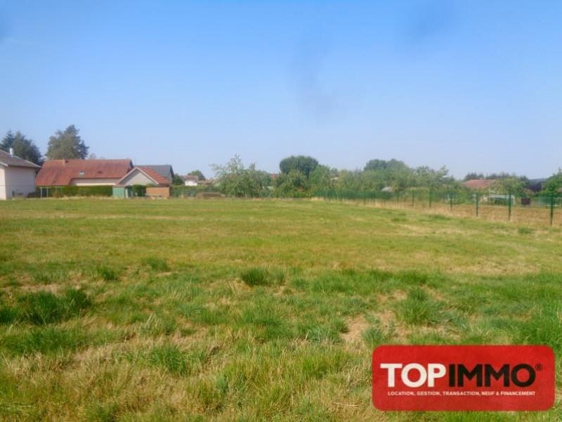Terrains du constructeur TOPIMMO RAMBERVILLERS • 1000 m² • JEANMENIL
