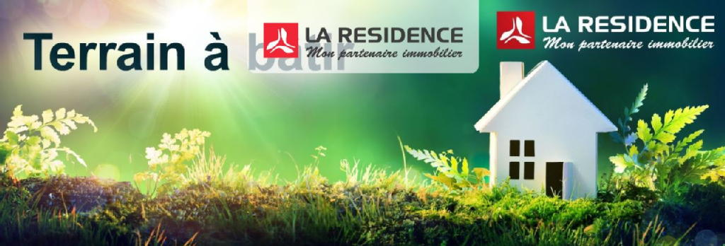 Terrains du constructeur LA RESIDENCE • 800 m² • L'HABIT