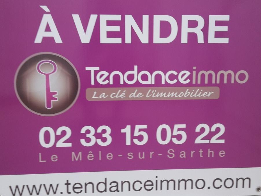 Terrains du constructeur TENDANCE IMMO • 2000 m² • LE MELE SUR SARTHE