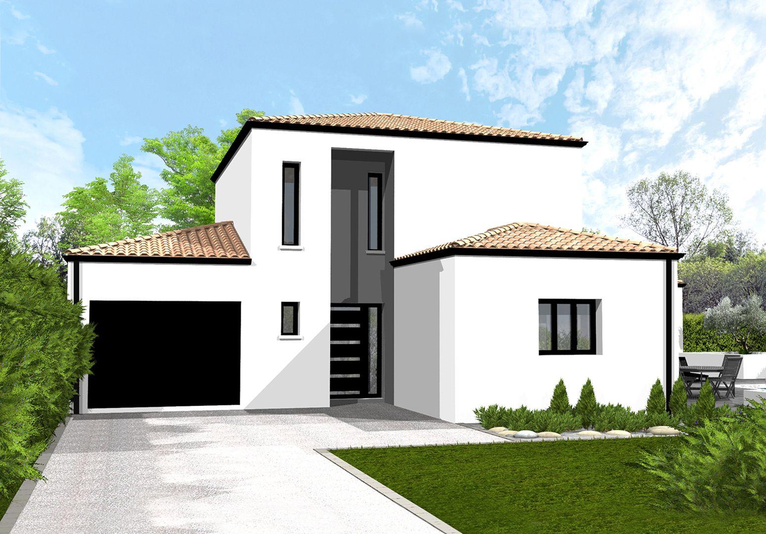 Maisons du constructeur SOLIS CONSTRUCTION - AGENCE DE NIORT • 160 m² • SAINT GELAIS