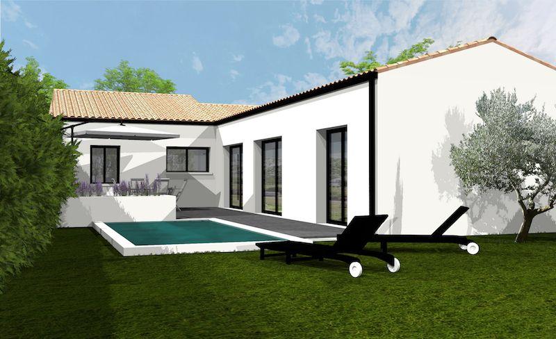 Maisons du constructeur SOLIS CONSTRUCTION - AGENCE DE NIORT • 105 m² • NIORT